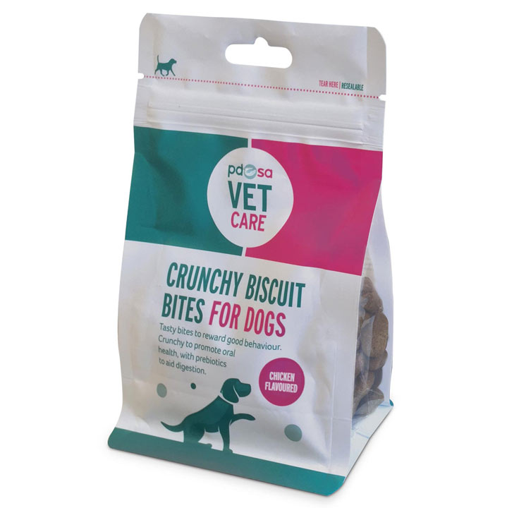 PDSA Crunchy Bites for Dogs