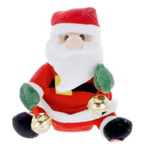 Singing Sensation - Santa