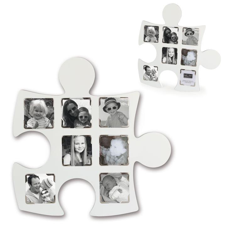 Jigsaw Photo Frame