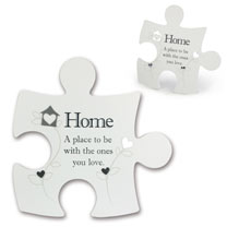 Jigsaw Photo Frame - Home