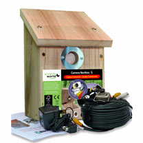 Click to view product details and reviews for Camera Nest Box.