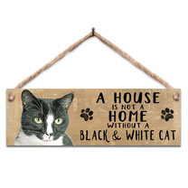 Wooden Signs - Dogs & Cats