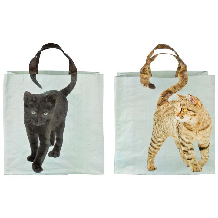 Cat Tail Bag Duo