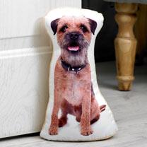 Border Terrier Doorstop