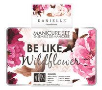 Wildflower Manicure Set