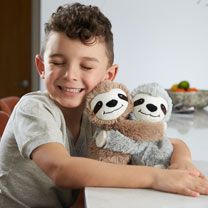 Sloths Warm Hugs