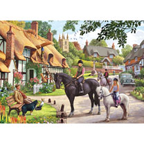Country Life Jigsaw