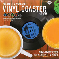 Vinyl Coasters / Charger