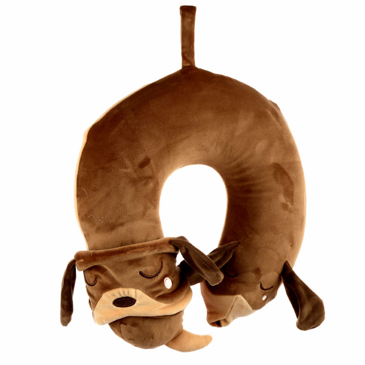 Dog Pillow & Eye Mask