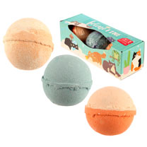 Bath Bombs Trio