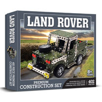 Land Rover Construction Kit