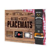 Retro Placemats