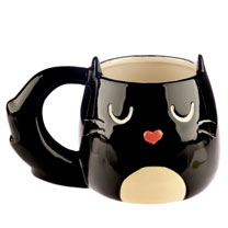 Cat Mug Duo / Salt & Pepper Set