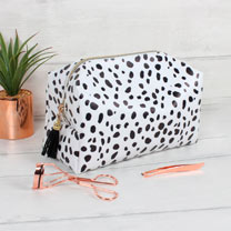 Spotty Make-Up Bag