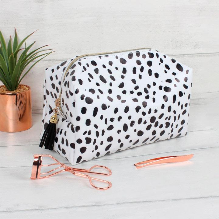 Spotty Make-Up Bag