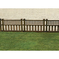 Bronze Fence Panels