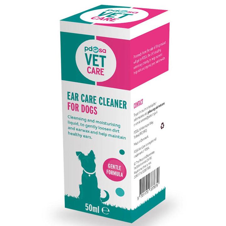 PDSA Ear Cleaner Dogs