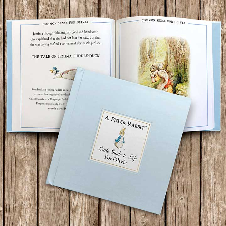 Peter Rabbit's Little Guide to Life