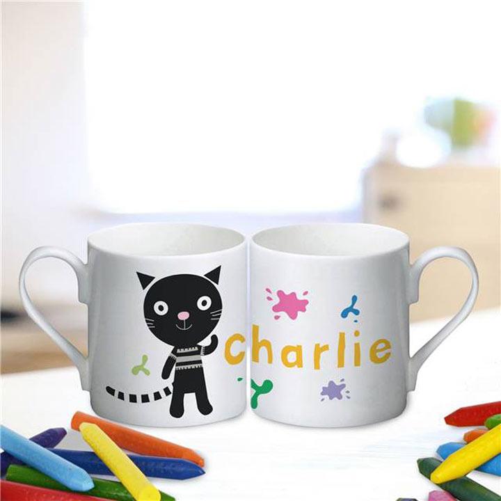 Arty Mouse - Mug