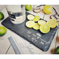 Image of Slate Gin Begin Platter