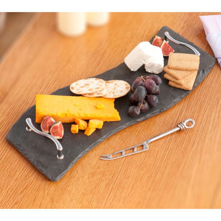 Slate Wave Tray/Cheese Board