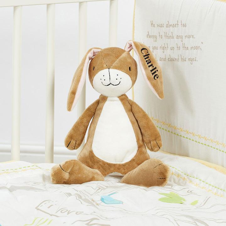 Personalised Plush Hare