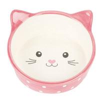Pink Pet Bowl