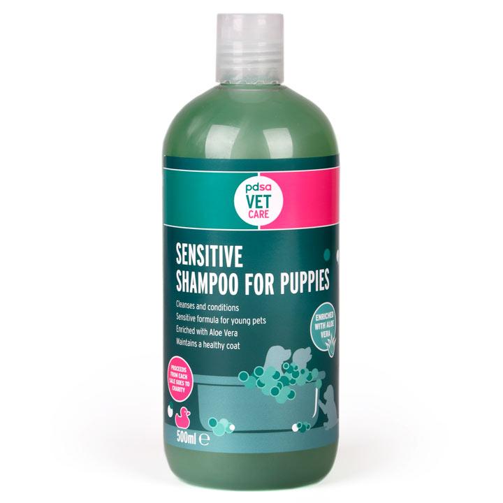 Sensitive Shampoo for Puppies