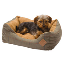Hunter Tweed Nest Bed - Small