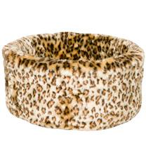 Leopard Print Cat Cosy