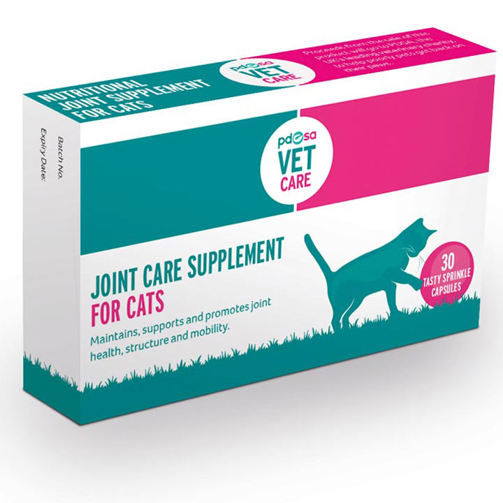 Joint Care Supplement For Cats