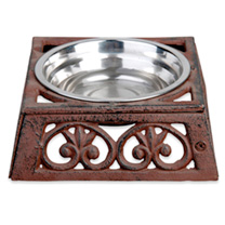 Rustic Bowl - Dog
