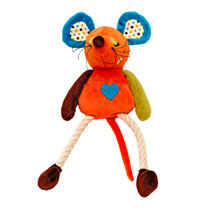 Mouse Dog Toy - Large