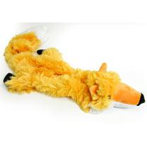 Blue Cross Fluffy Animal Toy