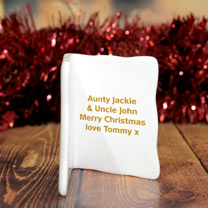 Personalised Message Decoration