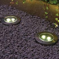 Solar Floor Lights