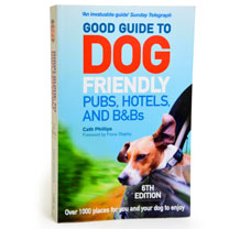 Good Guide to Dog Friendly Pubs....