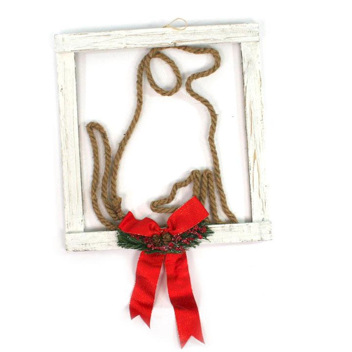 Decoration Frame - Dog