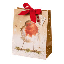 Robin Gift Bag Duo