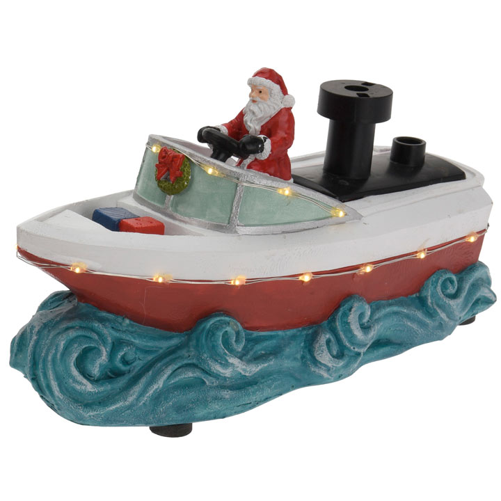 LED Speed Boat