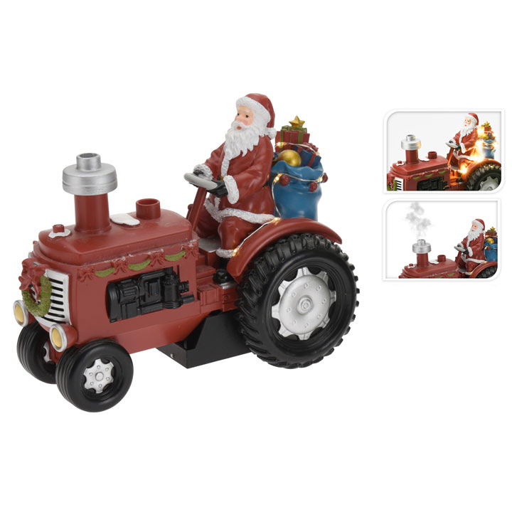 LED Red Tractor