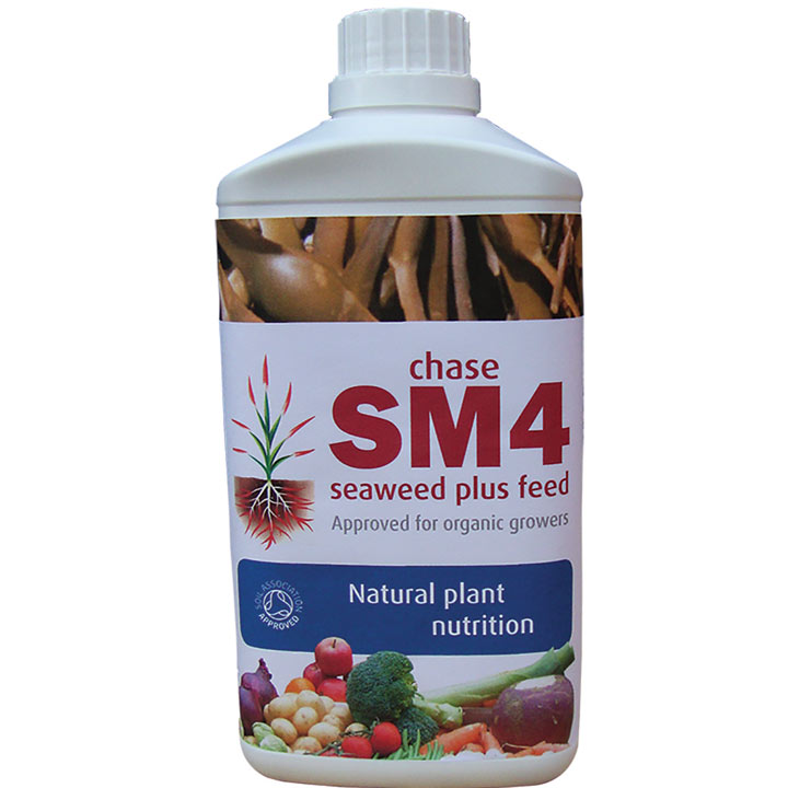 Chase SM4 Seaweed Plus Feed