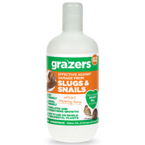 Grazers G2 Slug and Snail Repellent Concentrate