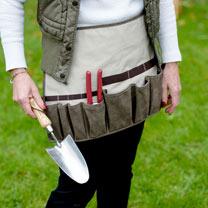 Kent and Stowe Luxury Tool Belt