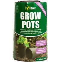 Vitax Grow Tubes