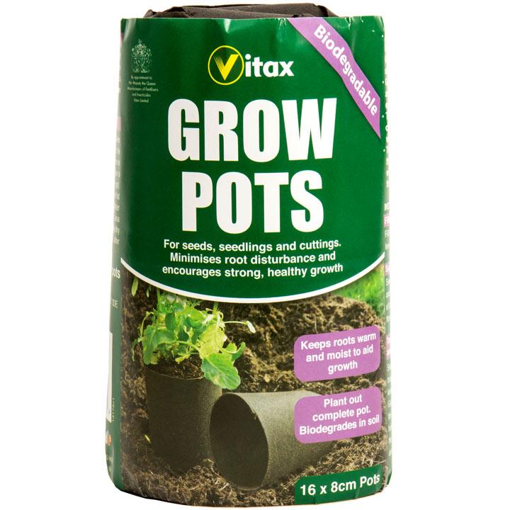Grow Pots / Tubes