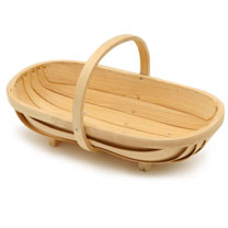 Traditional Wooden Trug