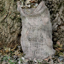 Leaf Sacks - 4 Packs of 3