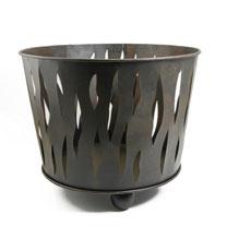 Metal Fire Bowl