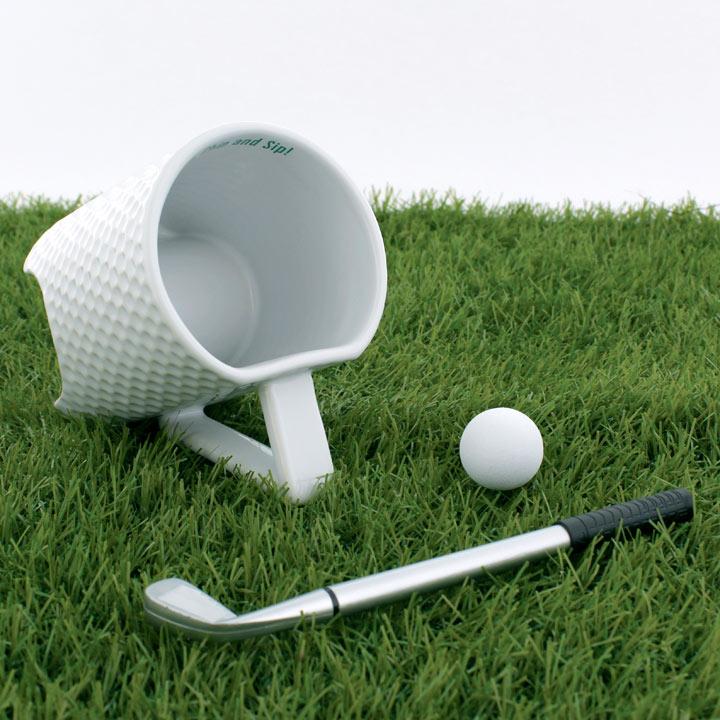 Golf Mug /Golf Socks